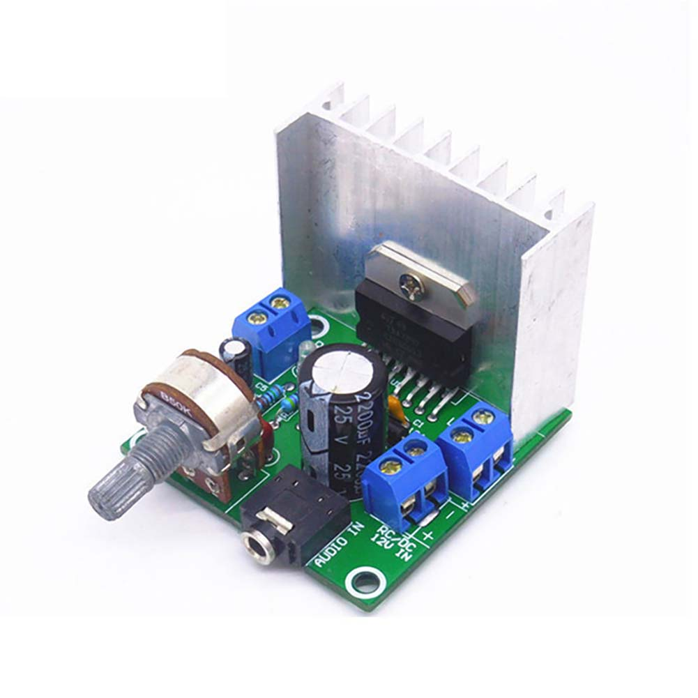 DC 12V Audio Module Digital Speaker Home Stable Sound Dual Channel Stereo Portable Easy Install Amplifier Board