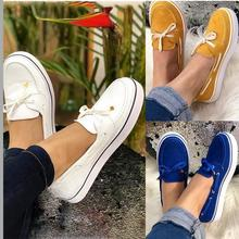 2019 new women pumps low heels round toe lace up flatform wedges casual shoes  wxx054 doratasia top quality cow patent genuine leather shoes woman lace up wedges flatform women leisure round toe flats