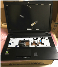 Laptop/Notebook Top/zurück/lünette/oberen/unteren fall tasten Abdeckung für clevo P670 P670RE P670RG p671 P671RE Hasee G8 SL7S2 KL7S2