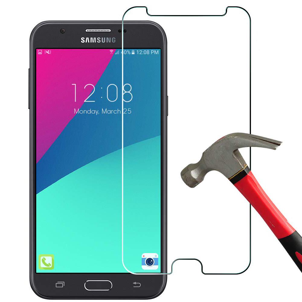 9H Tempered Glass For Samsung Galaxy A20 E A9 A7 2018 A8 A6 Plus J6 J4 Plus 2018 S7 A 20 E A J 8 9 7 6 4 Plus Screen Protector Protective Protection Glass Explosion-proof Ultra Thin Film