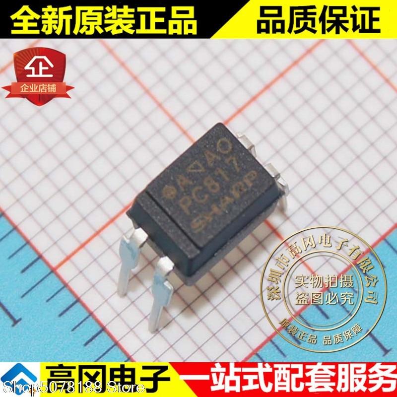 10 Stuks PC817X1NSZW PC817 Een DIP4 Sharp
