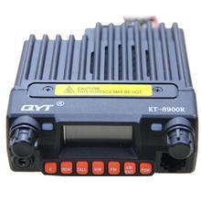 QYT KT 8900R transceptor de tres bandas, 25W, 136 ~ 174 y 240 260 y 400 ~ 480MHz, Radio Móvil para coche 8900R