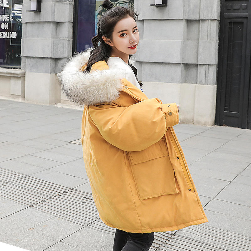 Biktble Padded Coat Jacket 4