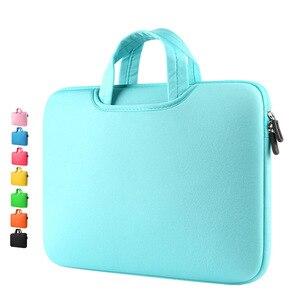 CHUWI Laptop Handbag for AeroBook 13.3 HeroBook 14.1 LapBook Pro LapBook Plus 15.6 inch notebook bag protective sleeve case(China)