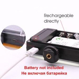 Image 3 - Ulanzi 112 Mini LED lumière vidéo poche Vlog continue remplissage éclairage sur appareil photo pour Canon Nikon DSLR Moza Mini S Zhiyun lisse 4