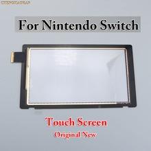 LCD dokunmatik ekran digitizer cam değiştirme paneli ekran Nintendo anahtarı konsolu için