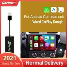 Carlinkit apple Проводной адаптер carplay usb android автомобильный