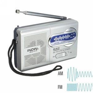 Mini radio portable AM/FM ante