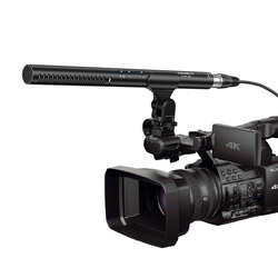 Comica Cvm-Vp3 Microphone Super Cardioid Condenser Photography Interview Video Mic for Canon Nikon Sony Camera Camcorder with 3.