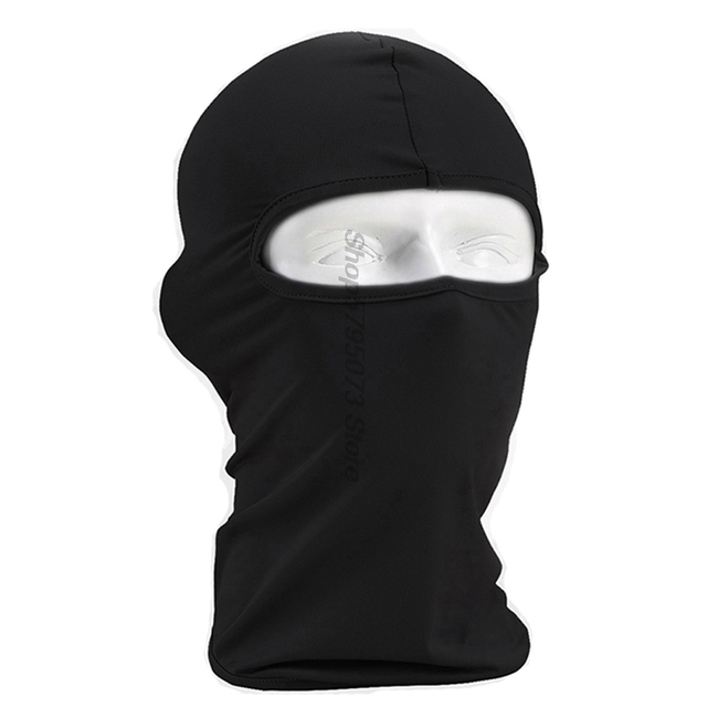 Soft Motorcycle face mask Fleece Balaclava for Half Face Mask Motorcycle Hood For Motorcycle Balaclava Face 3D Face Mask 1