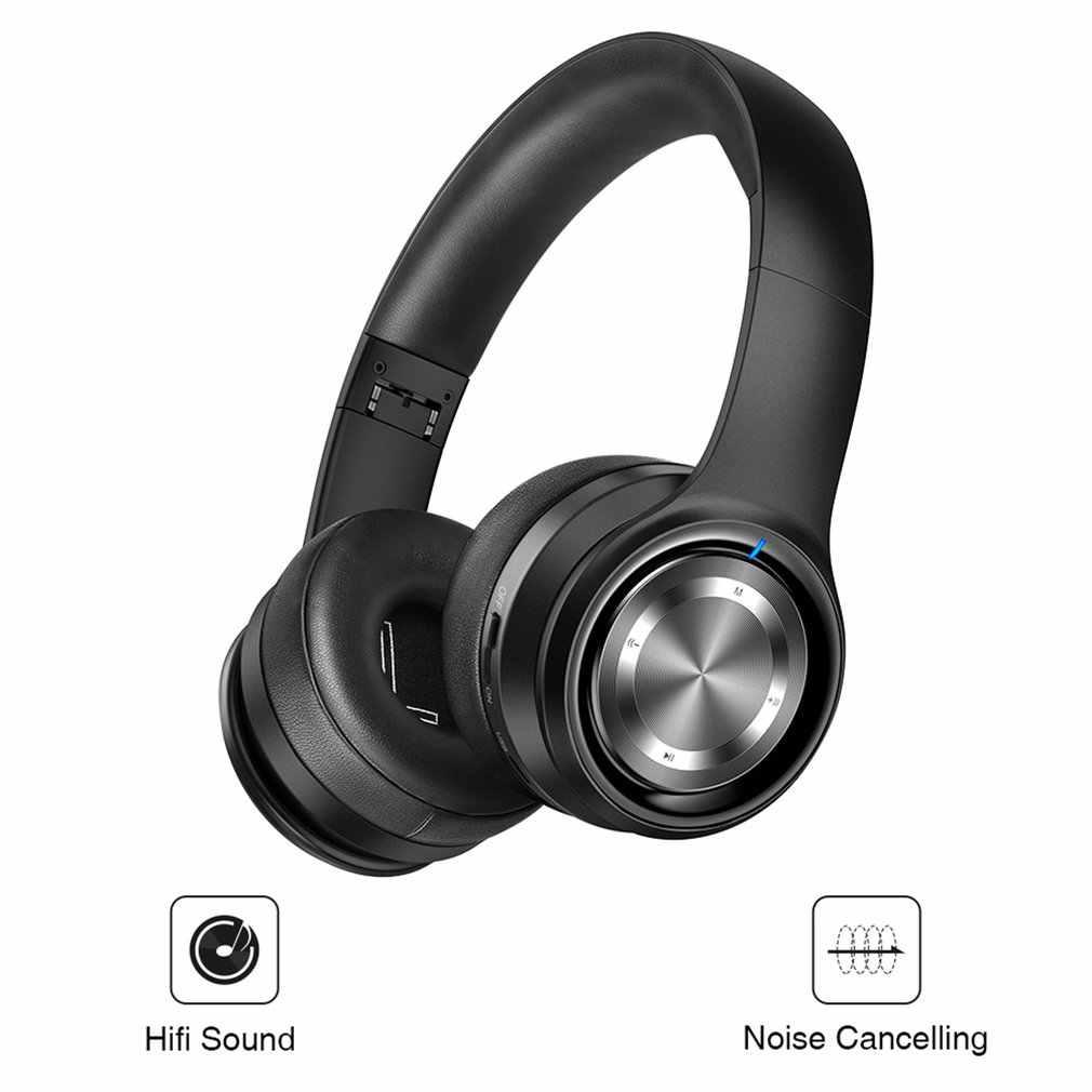 P26 Bluetooth casque sans fil Hi-Fi stéréo sans fil casques basses profondes pliable sans fil écouteurs avec micro