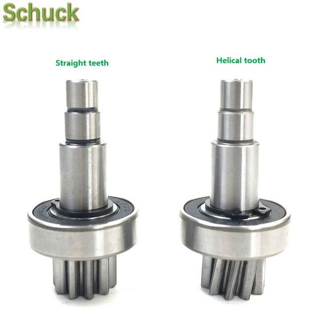 Schuck TSDZ2 Mid Drive Motor to Speed Reducing gear shaft For 250W 350W 500W 750W tsdz 2 TongSheng Mid Motor Parts