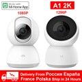 Xiaomi mi умная камера 2K 1296P 1080P HD 360 Угол WiFi веб-камера ночного видения Видео IP камера видеоняня для приложения Mihome