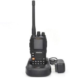 Image 5 - Wouxun KG UV9D Plus vhf uhf wielofunkcyjny Ham Radio Communciator DTMF 2 Way Radio 7 zespołów Walkie Talkie stacji dla bezpieczeństwa