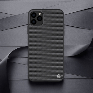 Image 5 - Case for iPhone 11 Pro Max NILLKIN Textured nylon fiber case back cover for iPhone 11 Pro 6.5 inch  phone case durable non slip