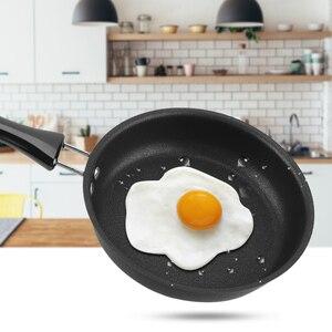 Image 2 - נייד חביתת מיני מחבת ביצה עלומה ביתי קטן Nonstick מטבח סיר מיני מחבת לבית ארוחת בוקר כלים