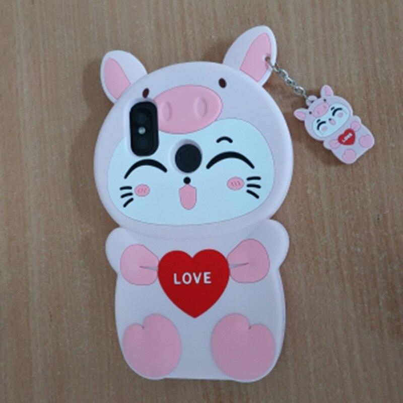 Redmi Note 5 Pro Cat Pink