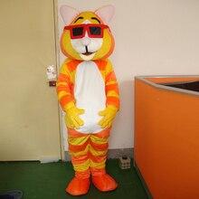 Tigger mascot  fantastic dress cartoon movie mascot costume Holiday special clothing