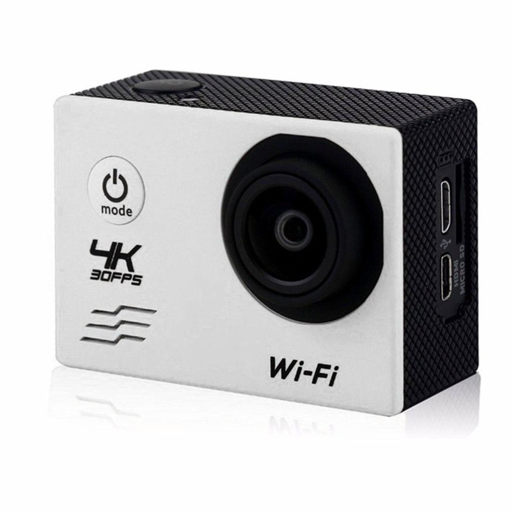 4K 30FPS 16MP Action Camera Full HD 1080P 60fps Waterproof Cam Wifi Camcorders 170D Mini 2.0 LCD Video Sport Camera