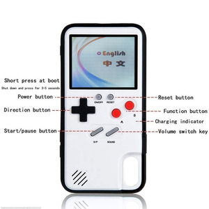 Image 5 - Game Cases For IPhone 12 11 Pro Max 7 8 6 6s Plus xs xr x 12Mini SE 2020 Case Cover Cartoon Game Retro Gameboy Back Cover Shell