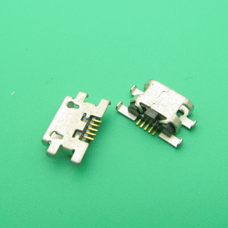 2pcs For Oukitel K4000 USB Charge Charging Port Connector Plug Port Jack New Micro Mini Usb Socket