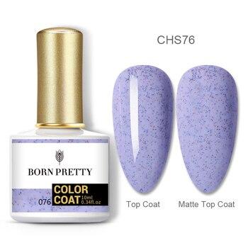BORN PRETTY Nail Gel 120Colors 10ml Gel Nail Polish Soak Off UV LED Gel Varnish Holographics Shining Nagel Kunst Gellack 123