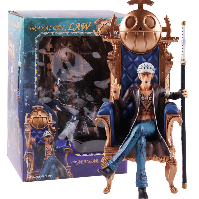 One Piece Trafalgar Law GK One Piece Figures PVC Action Figure Collectible Model Toy
