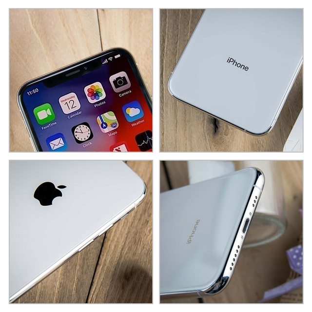 "Original Apple iPhone XS Unlocked Used like New Cellphone 4GB RAM 64GB/256GB ROM 5.8"" Hexa Core iOS A12 Bionic 4G LTE  Smartphon 4"