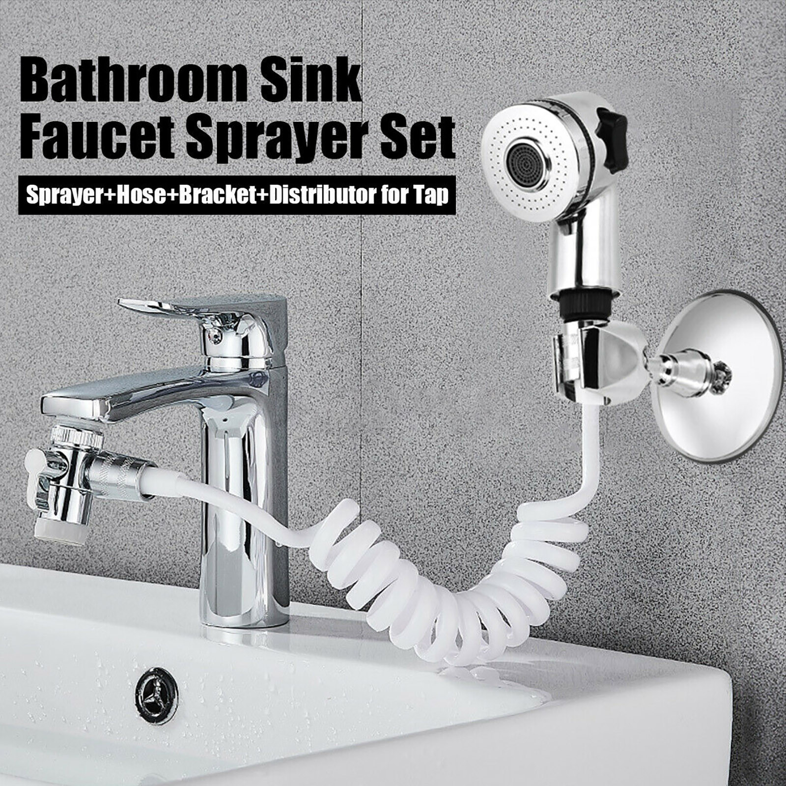 Sink Tap Faucet Kitchens Shampoo Shower Heads Bathroom Spray Drain Filter Hose For Household Bathroom Accessories Sink Tap Faucet Kitchens Shampoo Shower Heads Bathroom Spray Drain Filter Hose For Household Bathroom Accessories