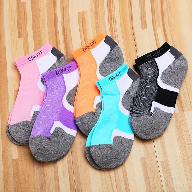 Купить профессиональные спортивные носки для бега дышащие велосипедные