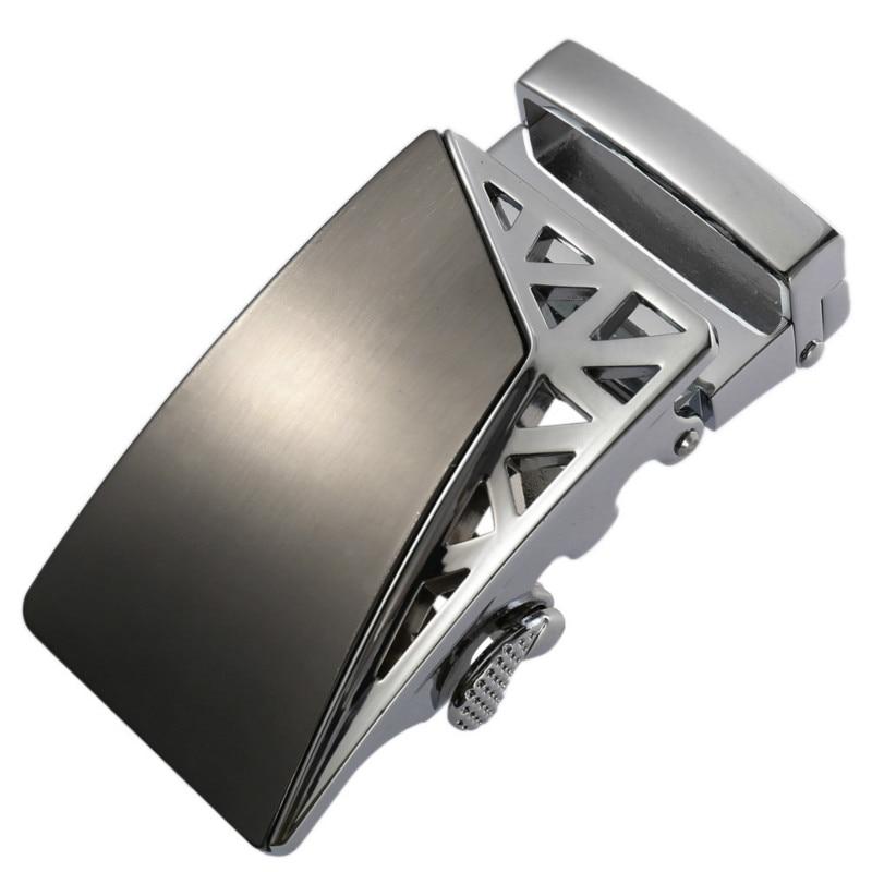 New Men's Belt Head, Belt Buckle, Leisure Belt Head Business Accessories Automatic Buckle Width 3.5CM Luxury Fashion LY125-0420