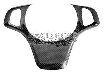 Real Carbon Fiber Steering Wheel Trim Cover for BMW E53 X5 2000-2006 B344Y 1