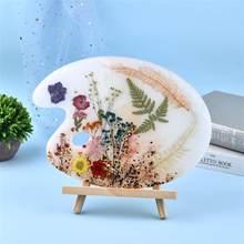 Fai da te vernice tavolo da disegno stampo in resina stampo in Silicone epossidico UV per gioielli in resina strumento per fare gioielli in resina