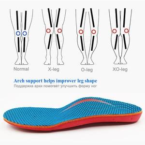 Image 5 - עיד ילדים ילדים אורטופדיים נעלי שטוח רגל קשת תמיכת רפידות Orthotic רפידות תיקון בריאות נעלי pad טיפוח כף רגל
