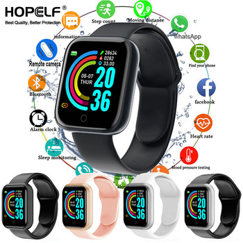 Android smart watch men women