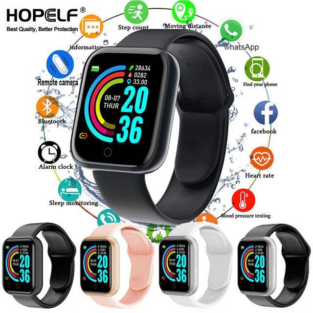 Android smart watch men women