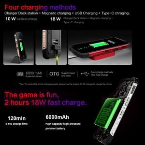 "Image 5 - כיבוש S16 /S16 ATEX IP68 עמיד למים מחוספס חכם נייד טלפון 6.3 ""תצוגת 8GB 256GB 48MP אנדרואיד smartphone טלפון סלולרי"