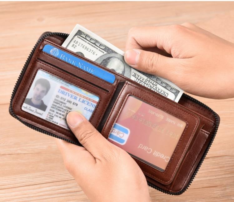 Tendaisy Men RFID Blocking Wallet