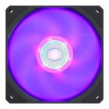 цена на Cooler Master SickleFlow 120 RGB Computer PC Case fan 12V/4PIN RGB PWM fan quiet CPU cooler water cooling replace fan