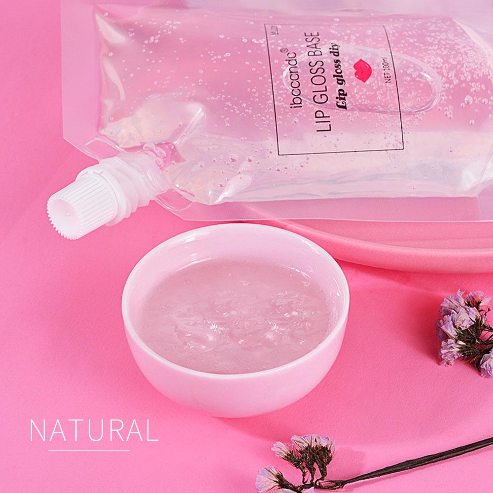 Brand New Clear Lip Gloss Base Oil Non-Stick DIY Lip Stick Raw Material Gel For Lip Gloss Lipgloss Base Handmade Liquid Lipstic