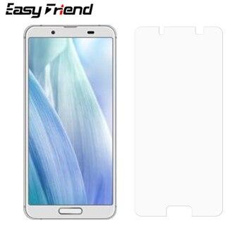 Перейти на Алиэкспресс и купить Для Sharp Aquos Sense 3 Lite 2 1 Plus Basic SenseBasic Защитная пленка для экрана закаленное стекло