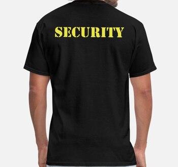 Security T-Shirt Cotton O-Neck Short Sleeve Men's T Shirt New Size S-3XL finger pop art t shirt cotton o neck short sleeve men s t shirt new size s 3xl
