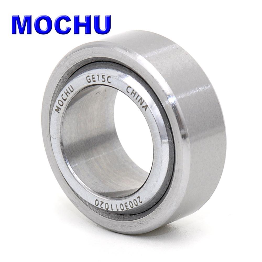 1pcs GE15C 15X26X12X9 GE 15 C MOCHU Radial Spherical Plain Bearing Maintenance-free