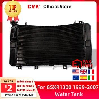 CVK Radiator Cooler Cooling Water Tank for Suzuki GSXR1300 Hayabusa 1999 2000 2001 2002 2003 2004 2005 2006 2007 GSX GSX-R 1300R motorcycle aluminium cooling radiator cooler for honda vtr250 vtr 250 1997 1998 1999 2000 2001 2002 2003 2004 2005 2006 2007