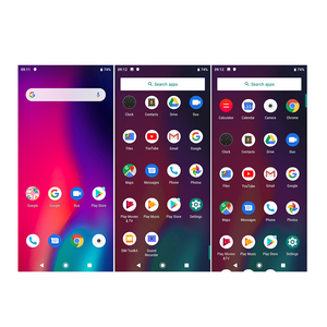 Image 3 - Global version HOMTOM P30 pro MT6763 Octa Core 4GB 64GB Smartphone 6.41Inch Android 9.0 Rear 13MP Triple Cameras Mobile Phone