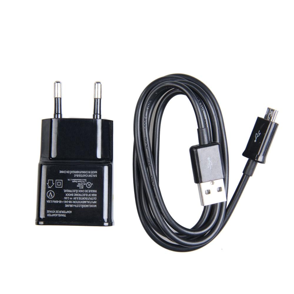 EU Plug USB Mobile հեռախոսի լիցքավորիչ, 5V 2A - Բջջային հեռախոսի պարագաներ և պահեստամասեր - Լուսանկար 3