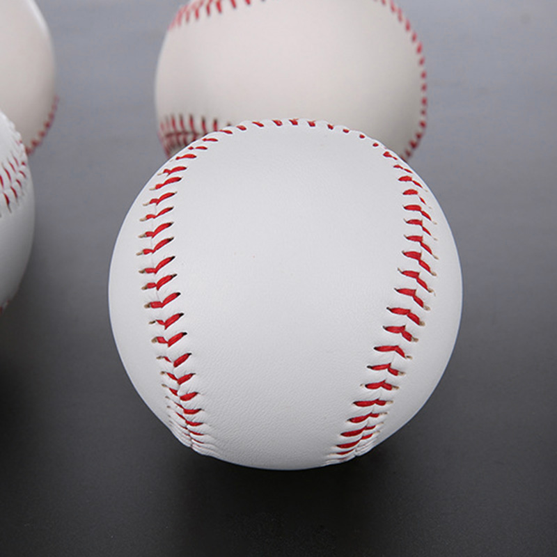 Adult Kids Softball Practice Training Exercise Baseball Sport Team Bouncy Ball