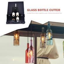 2-15 мм толщина стеклянная бутылка Резак Режущий инструмент для DIY вина пива стекло скульптуры резак ручной DIY Резак для винных бутылок инструмент