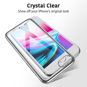 Image 3 - ESR Cho iPhone SE 2020 Dành Cho iPhone 11 11Pro Max X XR XS Max 8 7 Plus Clear Cover TPU Lưng Bảo Vệ Cho iPhone SE 2020