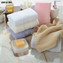 2 шт 100% хлопок полотенце для лица плотное высокое качество